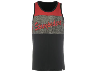 Calgary Stampeders '47 CFL Men's Split Line Tank