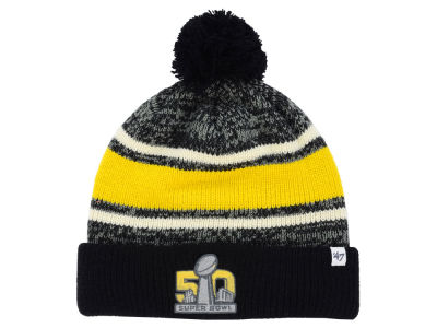 Super Bowl 50 '47 NFL Super Bowl 50 Fairfax Pom Knit