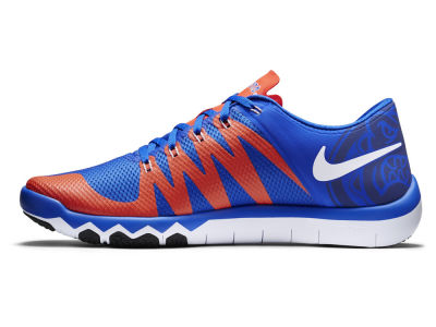Florida Gators Nike NCAA Men's Week Zero Free Trainer 5.0 Shoes
