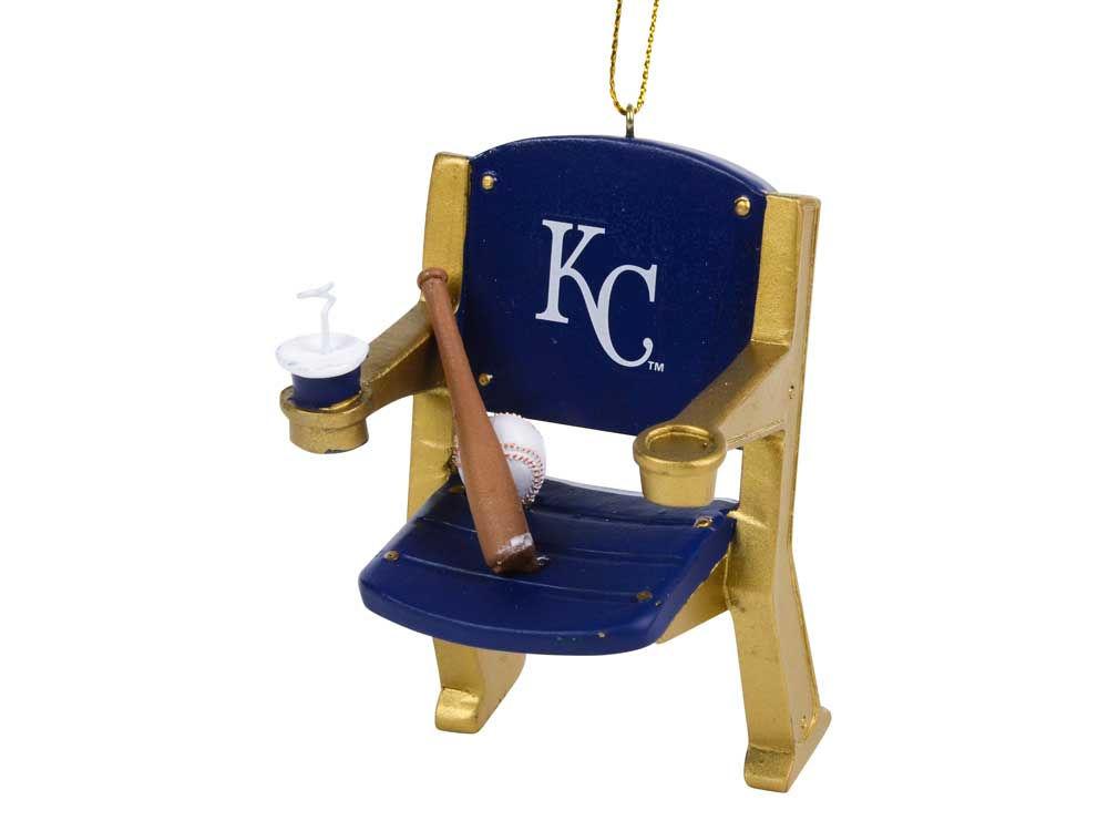 Kansas City Royals Stadium Chair Ornament | lids.com