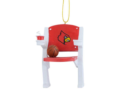 Louisville Cardinals Stadium Chair Ornament