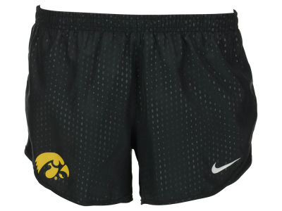 Iowa Hawkeyes Nike NCAA Women's Mod Tempo Shorts