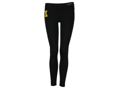 Iowa Hawkeyes Nike NCAA Women's Pro Tight Pants