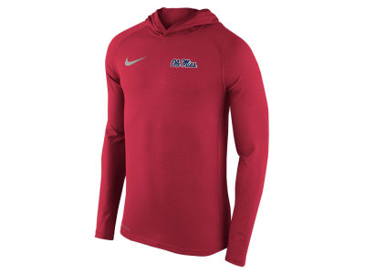 Ole Miss Rebels NCAA Men's Stadium Dri-Fit Touch Hoodie