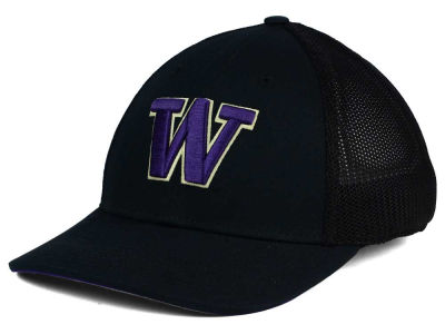 Washington Huskies Nike NCAA L91 Mesh Swoosh Flex Cap