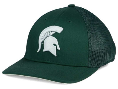 Michigan State Spartans Nike NCAA L91 Mesh Swoosh Flex Cap