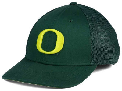 Oregon Ducks Nike NCAA L91 Mesh Swoosh Flex Cap