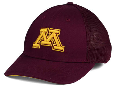 Minnesota Golden Gophers Nike NCAA L91 Mesh Swoosh Flex Cap