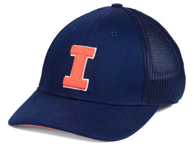 Illinois Fighting Illini Nike NCAA L91 Mesh Swoosh Flex Cap