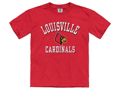 Louisville Cardinals NCAA Youth Projected T-Shirt