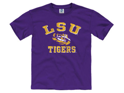 LSU Tigers NCAA Youth Projected T-Shirt