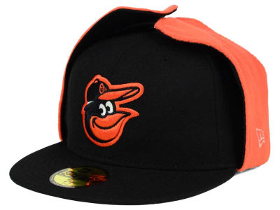Baltimore Orioles New Era MLB Team Dog Ear 59FIFTY Cap