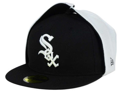 Chicago White Sox New Era MLB Team Dog Ear 59FIFTY Cap