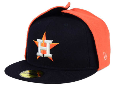 Houston Astros New Era MLB Team Dog Ear 59FIFTY Cap