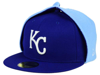Kansas City Royals New Era MLB Team Dog Ear 59FIFTY Cap