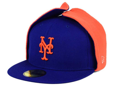 New York Mets New Era MLB Team Dog Ear 59FIFTY Cap