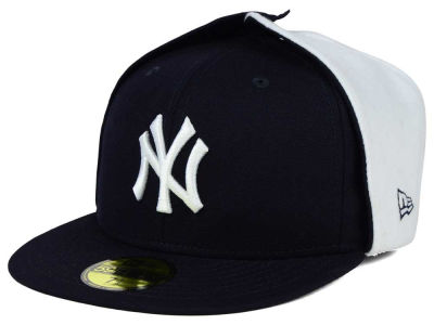 New York Yankees New Era MLB Team Dog Ear 59FIFTY Cap