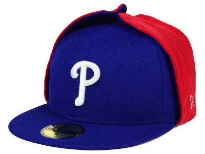 Philadelphia Phillies New Era MLB Team Dog Ear 59FIFTY Cap