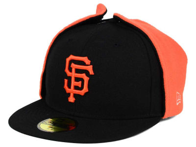 San Francisco Giants New Era MLB Team Dog Ear 59FIFTY Cap