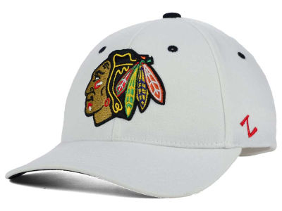 Chicago Blackhawks Zephyr NHL Breakaway Stretch Hat