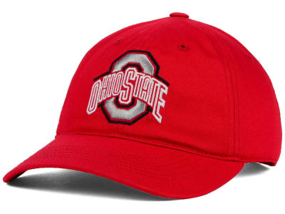 Ohio State Buckeyes J America NCAA Guru Adjustable Hat