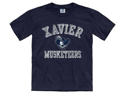 Xavier Musketeers NCAA Youth Projected T-Shirt