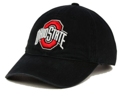Ohio State Buckeyes J America NCAA Wideout Adjustable Hat