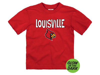 Louisville Cardinals NCAA Toddler Afterglow T-Shirt