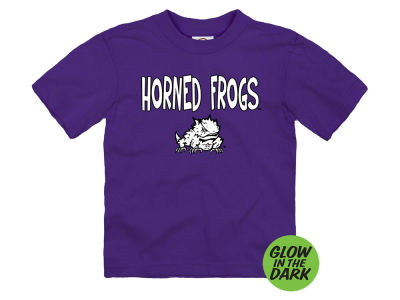 Texas Christian Horned Frogs NCAA Toddler Afterglow T-Shirt