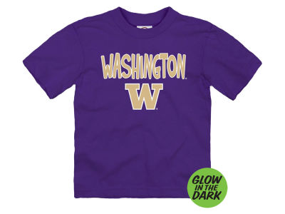 Washington Huskies NCAA Toddler Afterglow T-Shirt