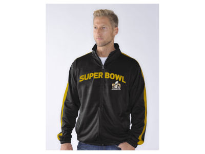 Super Bowl 50 GIII NFL Men's Super Bowl 50 Takeaway Track Jacket