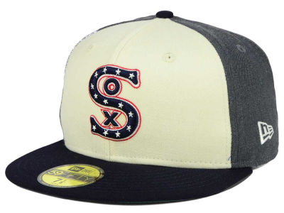 Chicago White Sox New Era MLB Classic Coop 59FIFTY Cap