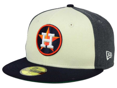 Houston Astros New Era MLB Classic Coop 59FIFTY Cap