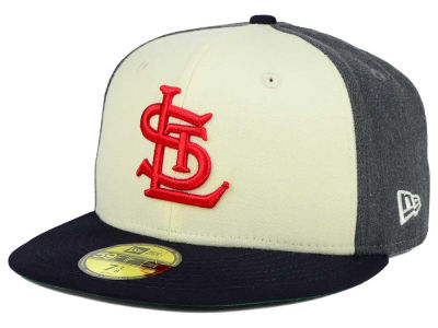 St. Louis Cardinals New Era MLB Classic Coop 59FIFTY Cap