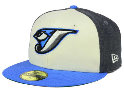 Toronto Blue Jays New Era MLB Classic Coop 59FIFTY Cap