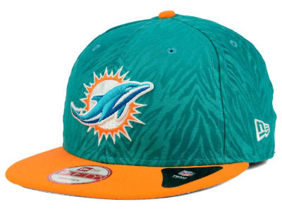 Miami Dolphins New Era NFL Hometown Series Miami 9FIFTY Snapback Cap