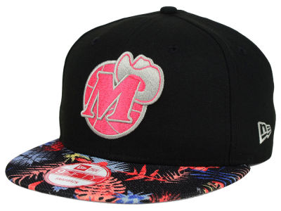 Dallas Mavericks New Era NBA HWC Fall Floral 9FIFTY Snapback Cap
