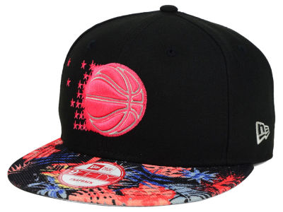 Orlando Magic New Era NBA HWC Fall Floral 9FIFTY Snapback Cap