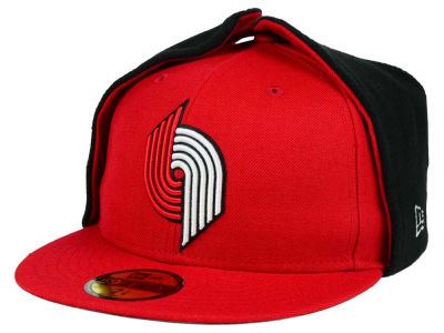 Portland Trail Blazers New Era NBA HWC Team Dog Ear 59FIFTY Cap
