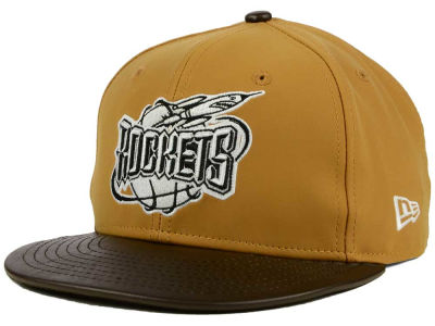 Houston Rockets New Era NBA HWC Suedebuck 9FIFTY Snapback Cap
