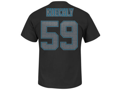 Carolina Panthers Luke Kuechly NFL Men's Reflective Eligible Receiver T-Shirt