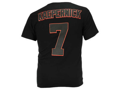 San Francisco 49ers Colin Kaepernick NFL Men's Reflective Eligible Receiver T-Shirt