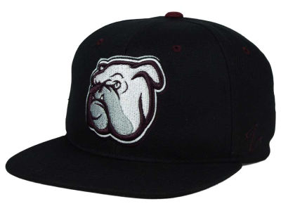 Mississippi State Bulldogs Zephyr NCAA Triple Black Snapback Hat