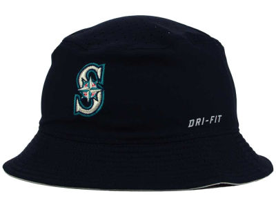 Seattle Mariners Nike MLB Vapor Bucket