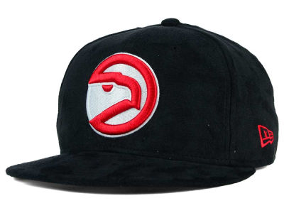Atlanta Hawks New Era NBA HWC Emory Jones Collection 9FIFTY Strapback Cap