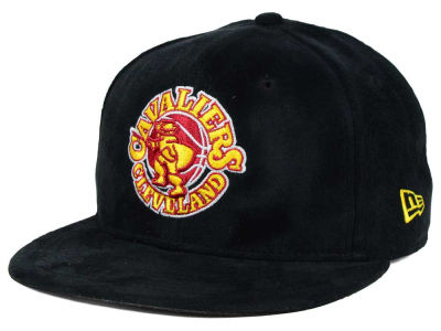 Cleveland Cavaliers New Era NBA HWC Emory Jones Collection 9FIFTY Strapback Cap