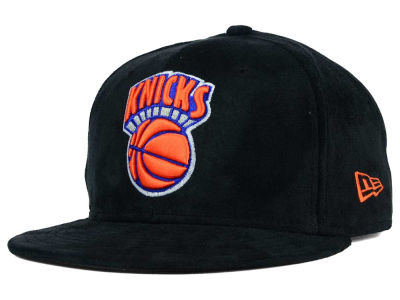 New York Knicks New Era NBA HWC Emory Jones Collection 9FIFTY Strapback Cap
