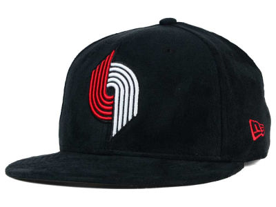 Portland Trail Blazers New Era NBA HWC Emory Jones Collection 9FIFTY Strapback Cap