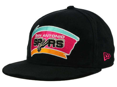 San Antonio Spurs New Era NBA HWC Emory Jones Collection 9FIFTY Strapback Cap