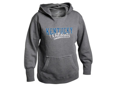 Kentucky Wildcats NCAA Women's Curves Plus Size Pullover Hoodie